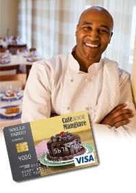 Wells Fargo Card Design Studio Service Demo